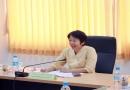 ประชุมคณะกรรมการอำนวยการ (ภายนอก) โครงการบริการวิชาการแก่สังคม ประจำปีงบประมาณ พ.ศ. 2562