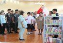 สถาบันวิจัยและพัฒนา มหาวิทยาลัยราชภัฏเลยได้เฝ้ารับเสด็จสมเด็จพระเทพรัตนราชสุดาฯ สยามบรมราชกุมารี
