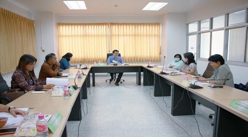 ประชุมคณะกรรมการประจำสถาบันวิจัยและพัฒนา ครั้งที่ 2/2564